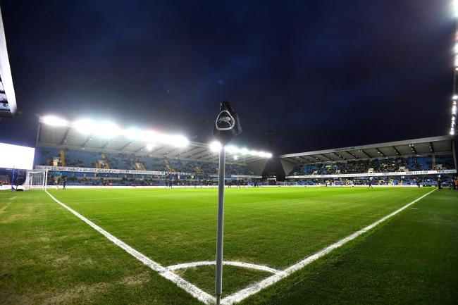 A general view before the FA Cup fourth round match at The Den, London. PRESS ASSOCIATION Photo. Picture date: Saturday January 26, 2019. See PA story SOCCER Millwall. Photo credit should read: Victoria Jones/PA Wire. RESTRICTIONS: EDITORIAL USE ONLY No u
