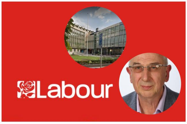 Cllr Alan Smith is now an independent councillor after defecting form the Labour Party.
