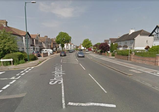 Shepherd's Lane, Dartford. Credit: Google Maps