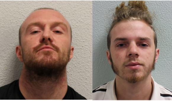Elliott Robinson and William Smith convicted