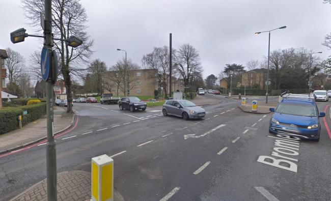 Bromley Hill Road. Credit: Google Maps