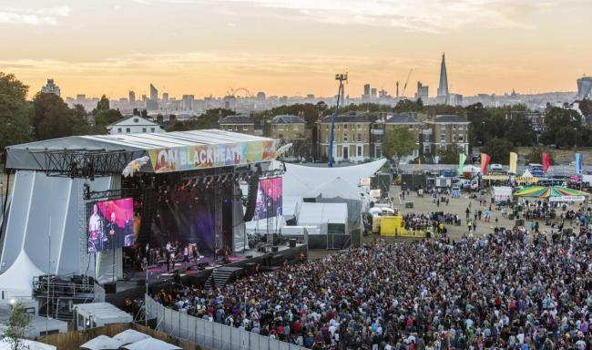 OnBlackheath brings thousands to the area