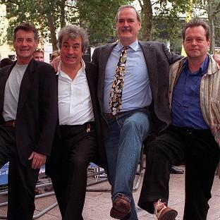 News Shopper: The Monty Python stars are to be honoured with a special Bafta