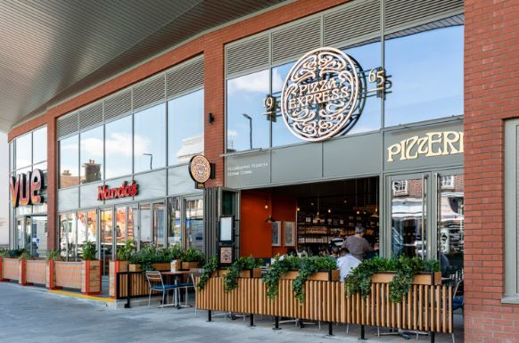 Brand New Pizza Express Opens On Eltham High Street News
