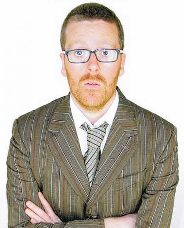 Frankie Boyle says Bromley life like a 'lobotomy made out of bricks'