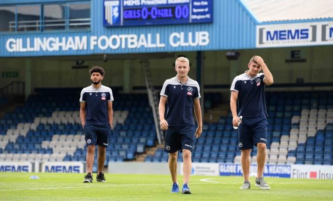 Millwall boss outlines his plans for talented youngsters. Picture: Millwall FC