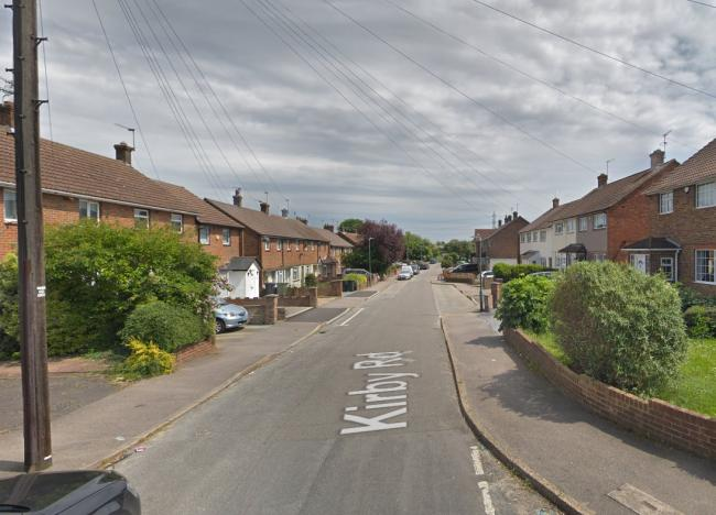 Kirby Road, Dartford. Credit: Google Maps