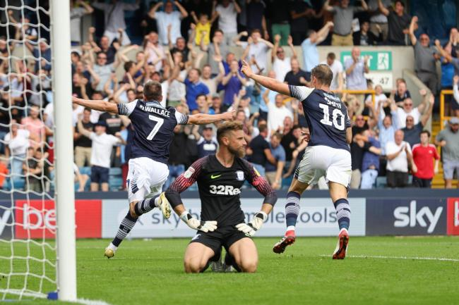 Report: Millwall 1 Preston North End 0: Wallace volley starts new dawn at The New Den