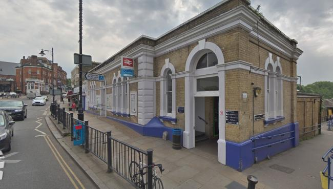 Blackheath Station. Credit: Google Maps