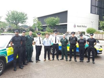 Joint Response Unit extended to Dartford and Gravesham