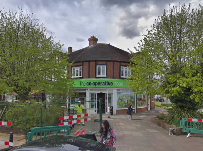 The Co-op, The Oval. Credit: Google Maps