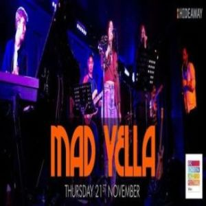 Jazz Funk And Grooves with Mad Yella
