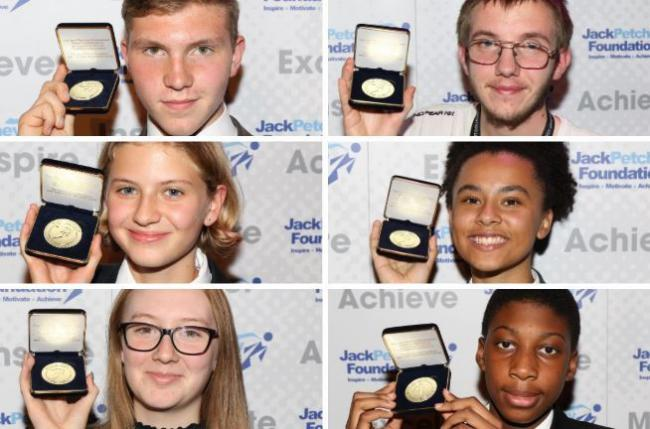 Jack Petchey Award