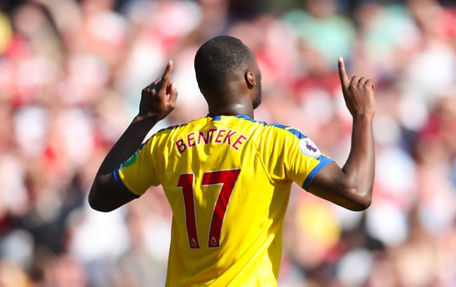'Greatest agent in Europe' - Palace fans react to Benteke and Tomkins' new deals