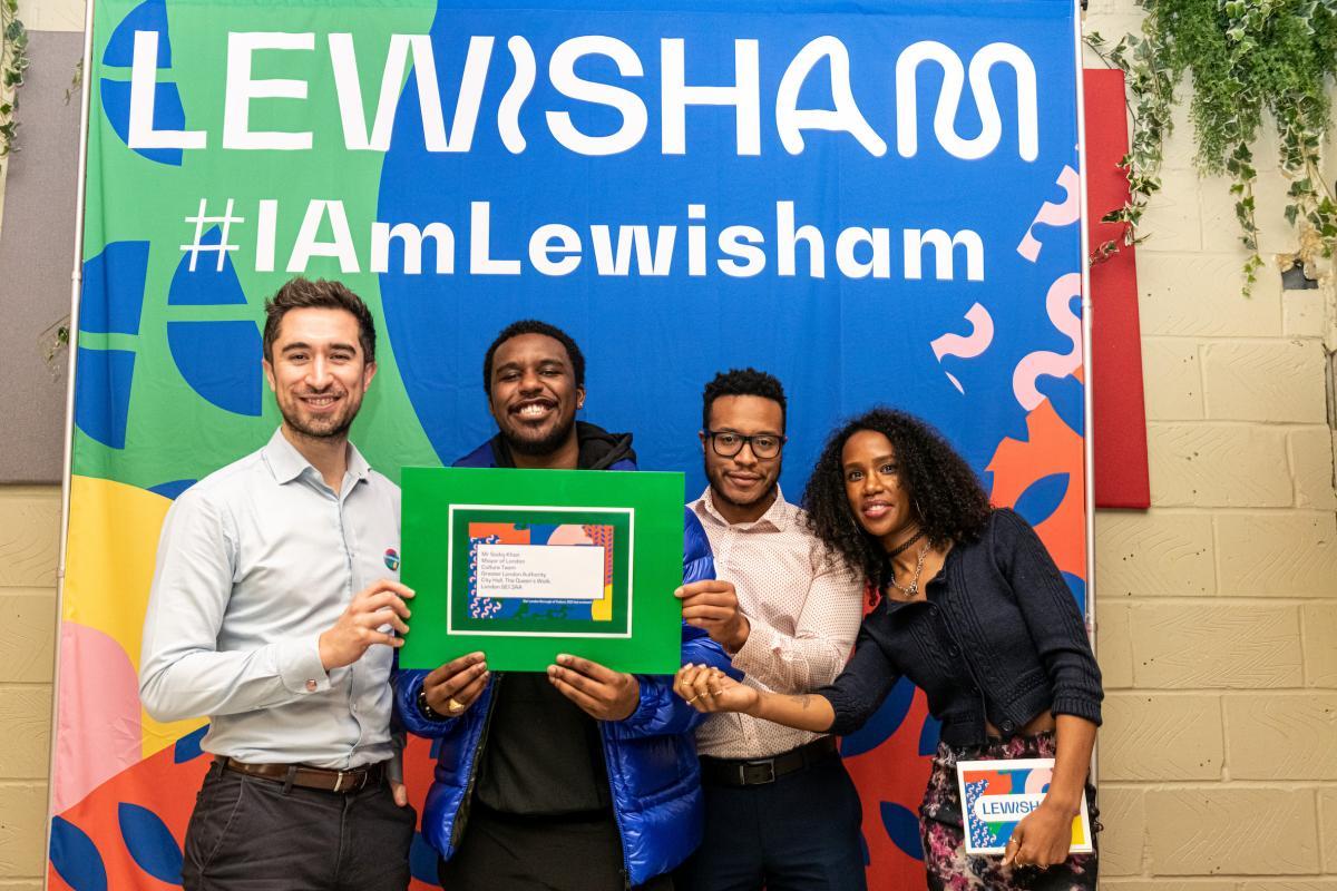 Lewisham Council Launches Bid To Win London Borough Of
