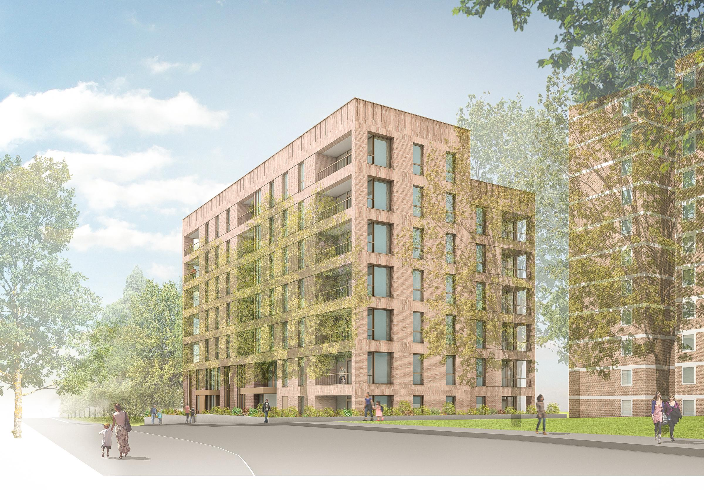 Council homes for homeless families approved in Lewisham - News Shopper