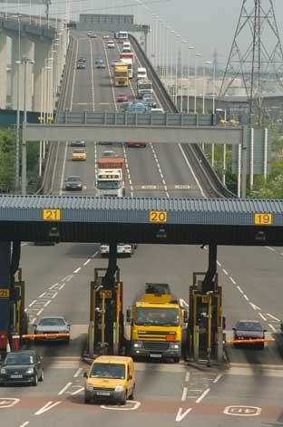 The Dartford Crossing is to be sold by the Government.
