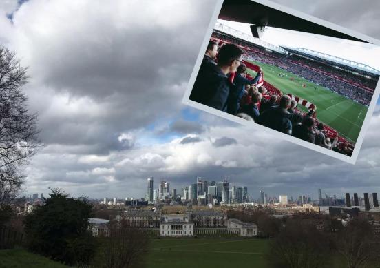 London's largest Euro 2020 Fan Zone is proposed for Greenwich Park.