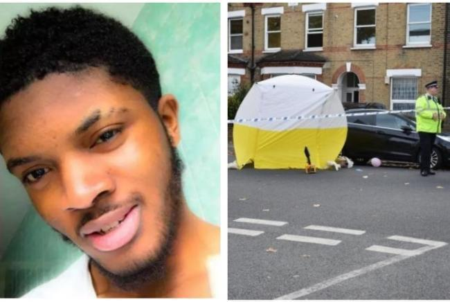 Ayodeji Habeeb Azeez, 22, stabbed to death in Anerley