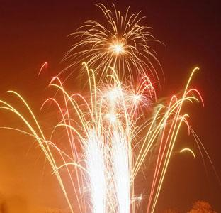 KNOCKHOLT: Fireworks and bonfire to light up village show