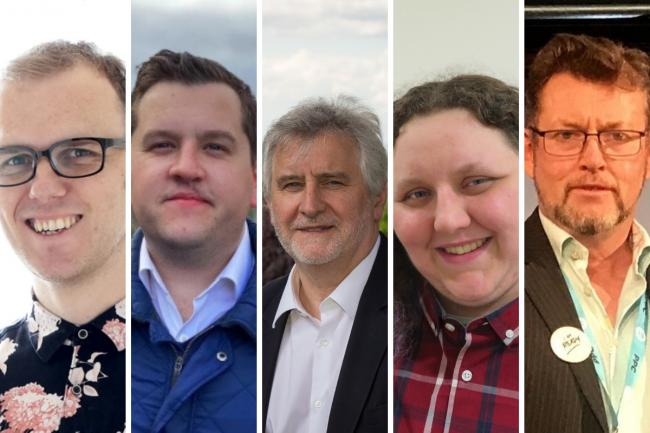 The 2019 Election candidates for Eltham.