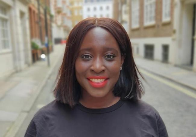 Abena Oppong-Asare, Labour, wins in Erith and Thamesmead