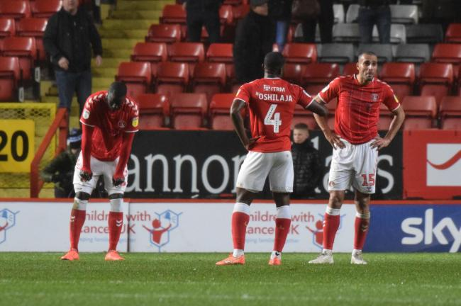 'What we lack in quality, we make for with heart' - Charlton boss