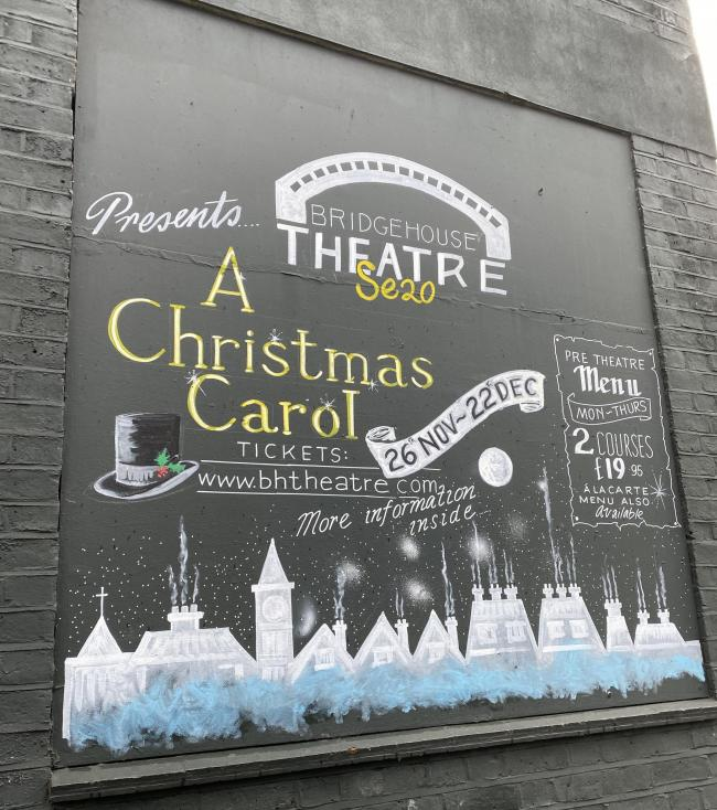 A Christmas Carol, Bridge House Theatre