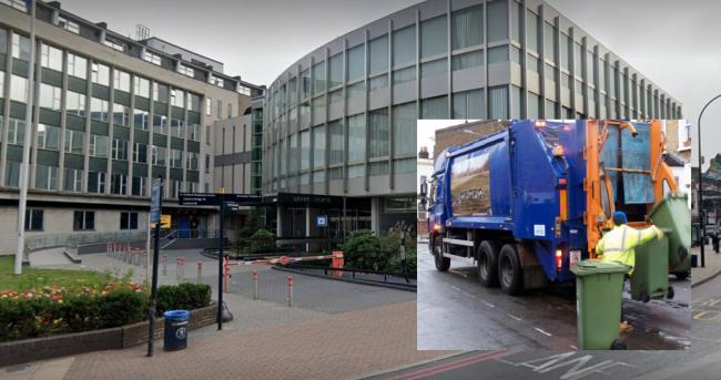Sacked Lewisham Council Worker Used Bin Lorry For Private