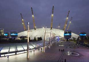 News Shopper: The O2 in North Greenwich has been named the top arena at the Billboard Awards.