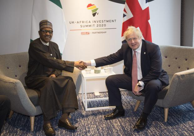 Image result for UK-Africa Investment Summit in Greenwich