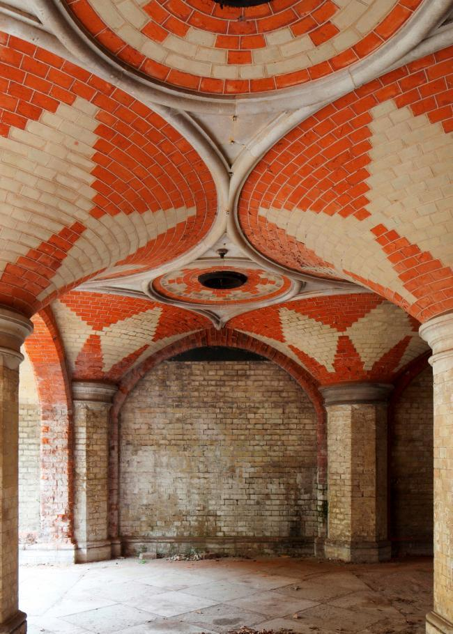 Crystal Palace Subway is set to undergo a major restoration project. Picture: Bromley Subway.