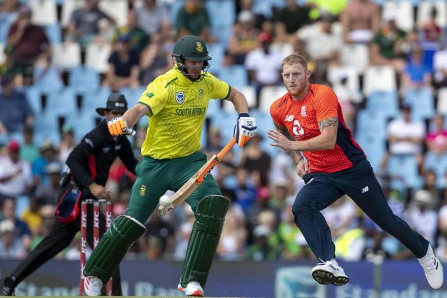 Heinrich Klaasen impressed for South Africa