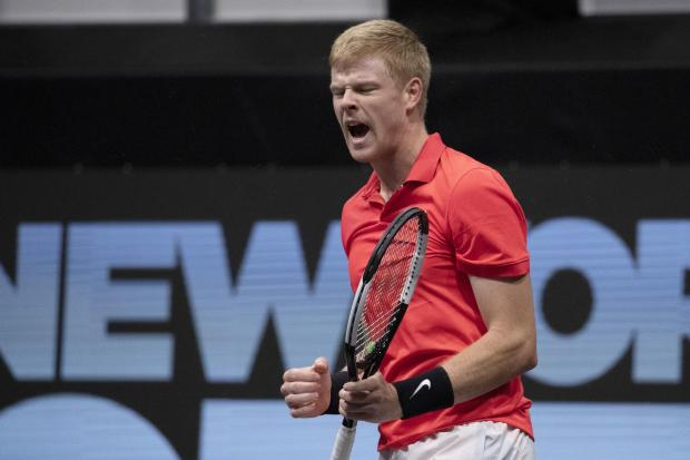 Kyle Edmund is the New York Open champion
