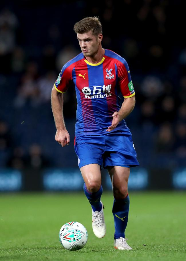 Premiership trio chase Crystal Palace striker