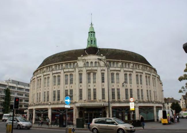 The Broadway Theatre, Catford