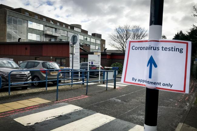 A young boy has died from coronavirus in London