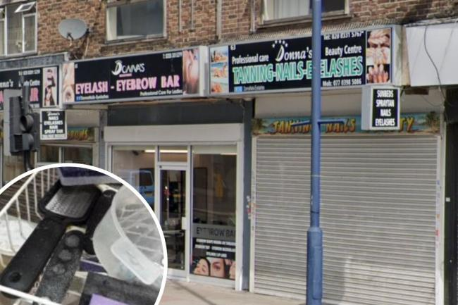 Donna Nails and Tanning in Welling