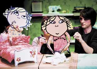 News Shopper: Charlie and Lola will be at Hampstead Theatre