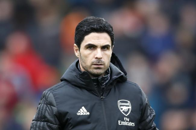 Mikel Arteta was the first Premier League manager to test positive for coronavirus.