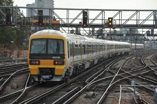 Train services are disruptped in south east London this afternoon.