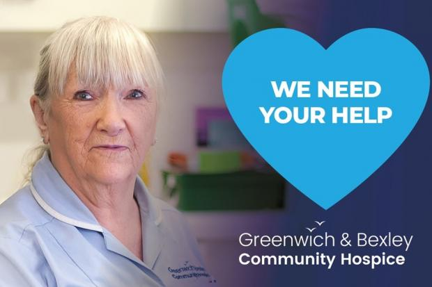 Greenwich and Bexley Community Hospice - Hospice Health Care Assistant, Brenda.