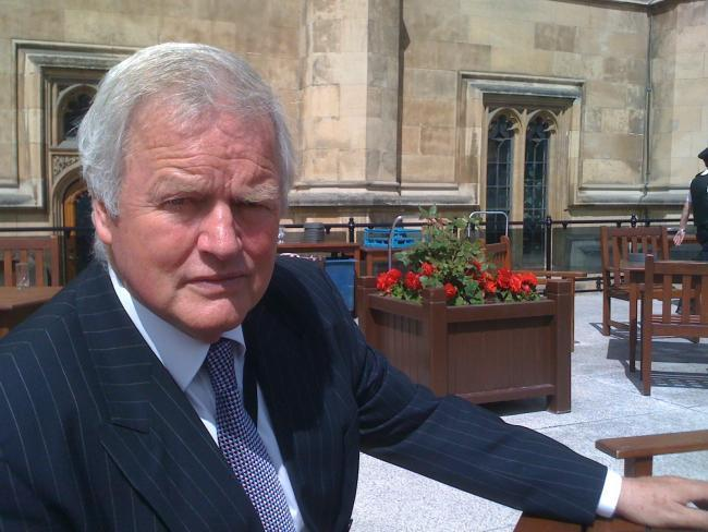 Beckenham MP Bob Stewart is among the Tory MPs who have spoken out against further lockdown measures.