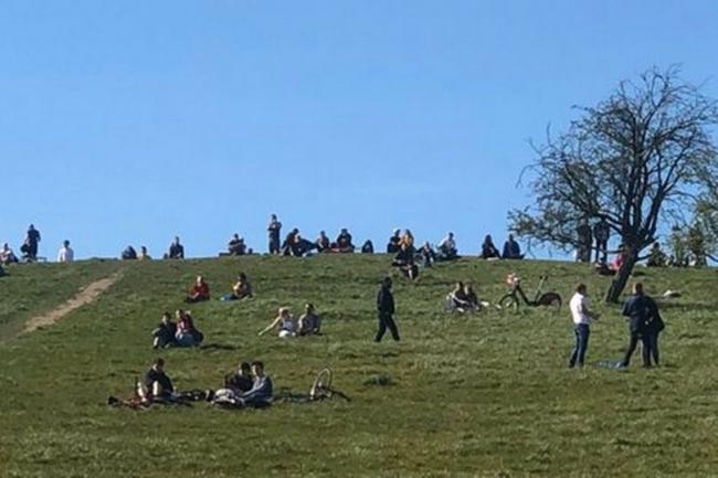 (Image: @camden and primrose hill police / Twitter)