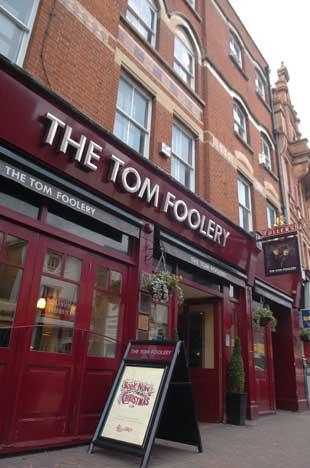 News Shopper: The Tom Foolery, High Street, Bromley