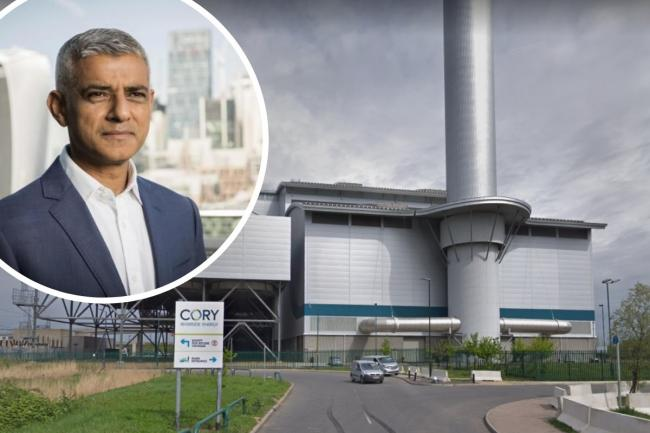Mayor Sadiq Khan's office has indicated further action will be taken on the decision to approve a controversial application for another mass waste incinerator at Belvedere.