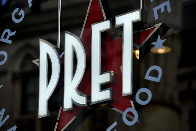 Pret A Manger is to permanently shut 30 of its stores