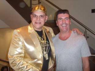 Beckenham Simon Cowell Kelly Brook And Britain S Got Talent Dj Talent S Momentous Year News Shopper