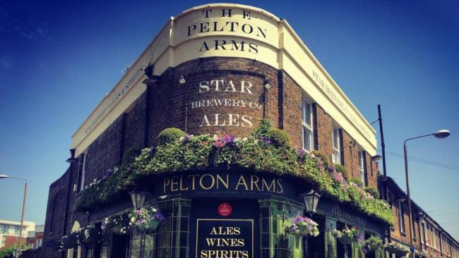 The Pelton Arms (Crowdfunder)