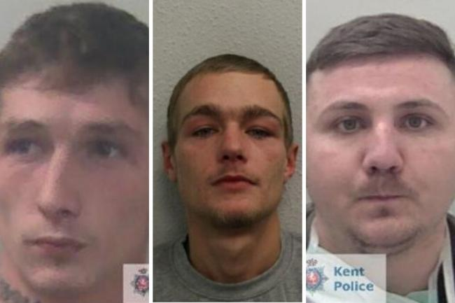 SE London criminals put behind bars in May